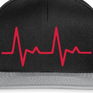 ECG_01 Tee shirts - Casquette snapback
