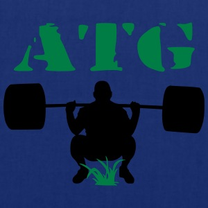 ATG Squats T-Shirts - Tote Bag