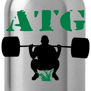 ATG Squats T-Shirts - Water Bottle