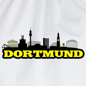 schwatzgelb Skyline MP T-Shirts - Turnbeutel