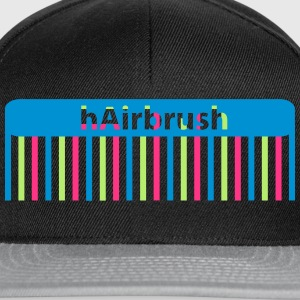 hAirbrush - Snapback Cap