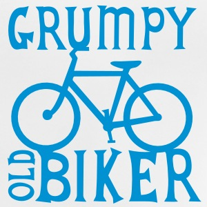 Grumpy old biker Bicycle funny design Shirts - Baby T-Shirt