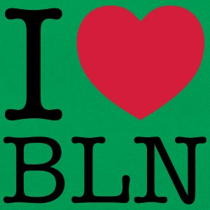 I Love BLN  - Berlin Tee shirts - Sac Retro