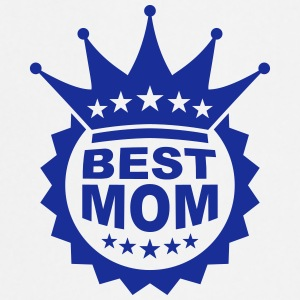 Worlds Best Mom T-shirts - Förkläde