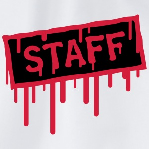 Staff Stamp T-shirts - Gymtas