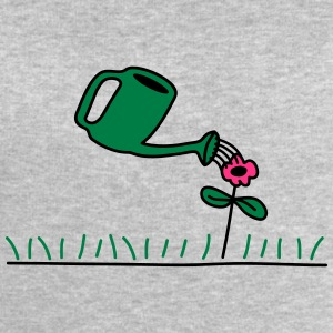 Watering Flower T-Shirts - Men's Sweatshirt by Stanley & Stella