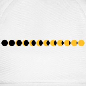 Moon Phases T-shirts - Baseballcap