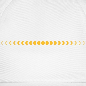 Full Moon Design Camisetas - Gorra béisbol