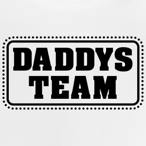 Daddys team (1c) T-Shirts - Baby T-Shirt