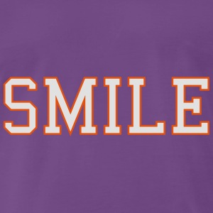 smile Sweaters - Mannen Premium T-shirt