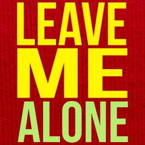 leave me alone T-Shirts - Winter Hat