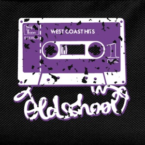 oldschool tape T-Shirts - Kids' Backpack