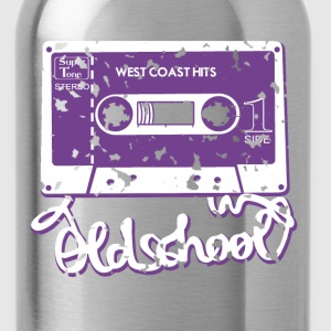 oldschool tape T-Shirts - Water Bottle