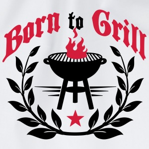Born to Grill Flaskor & muggar - Gymnastikpåse