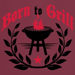 Born to Grill Shirts - Cooking Apron