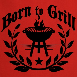 Born to Grill T-Shirts - Cooking Apron