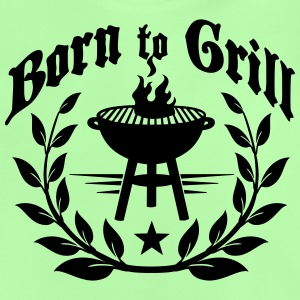 Born to Grill T-shirts - Baby-T-shirt