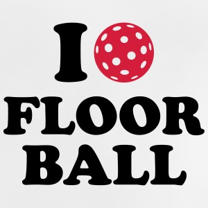 I love Floorball T-Shirts - Baby T-Shirt