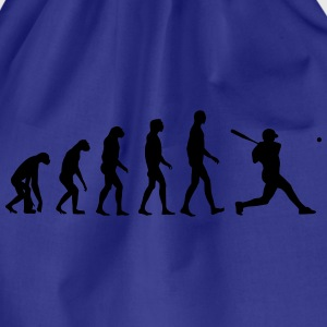 baseball evolution Tee shirts - Sac de sport léger