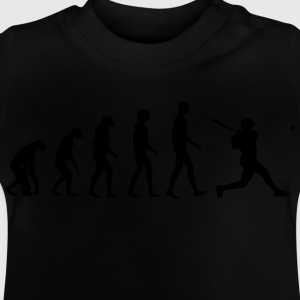 baseball evolution T-Shirts - Baby T-Shirt