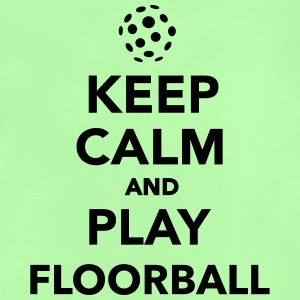 Keep calm and play Floorball T-Shirts - Baby T-Shirt