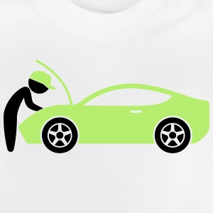 Mechanic (2c)++2013 Shirts - Baby T-Shirt