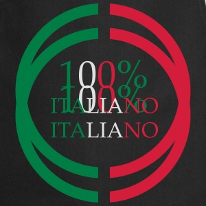 100% italiano - Cooking Apron