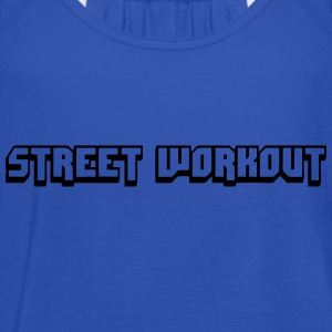 Street Workout - Frauen Tank Top von Bella