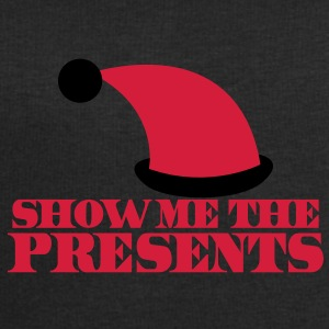 SHOW ME THE PRESENTS! with Santa HAT Christmas T-Shirts - Men's Sweatshirt by Stanley & Stella
