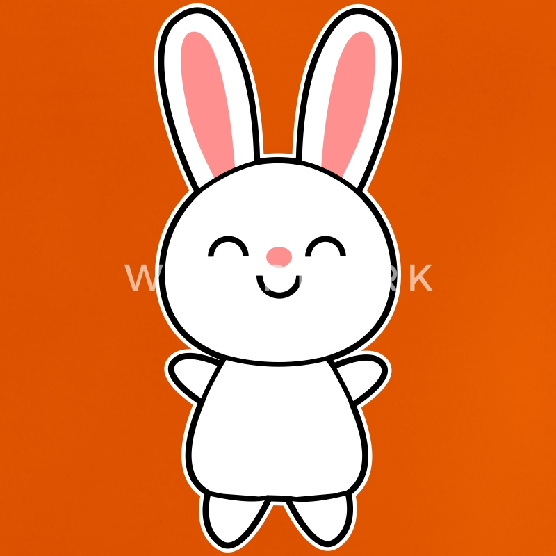 Niedlicher Hase / Bunny T-Shirts - Baby T-Shirt