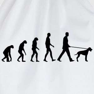 Evolution Dog T-shirts - Gymnastikpåse