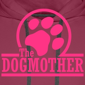 The Dogmother T-skjorter - Premium hettegenser for menn