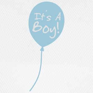 It's a boy T-Shirts - Baseballkappe