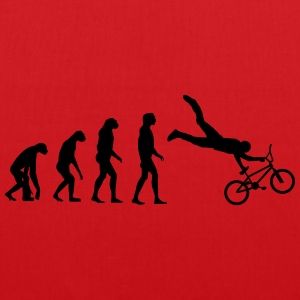 bmx evolution T-Shirts - Stoffbeutel