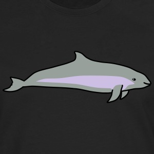 porpoise Tee shirts - T-shirt manches longues Premium Homme