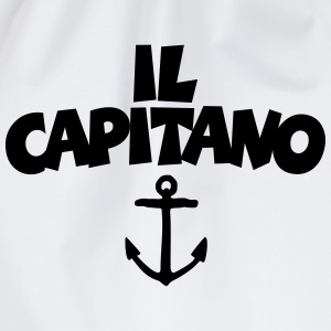 Il Capitano Anchora T-Shirts - Drawstring Bag