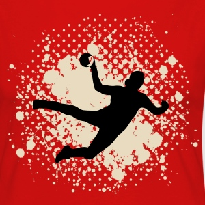 Handball female T-shirt - Women's Premium Longsleeve Shirt