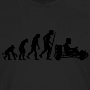 Evolution du karting Tee shirts - T-shirt manches longues Premium Homme