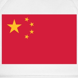 China T-Shirts - Baseballkappe