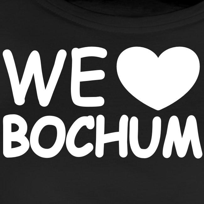 WE love Bochum - Shirt klassisch