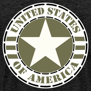 usa united states 03 Hoodies & Sweatshirts - Men's Premium T-Shirt