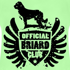 OFFICIAL BRIARD CLUB Barn-T-shirts - Baby-T-shirt