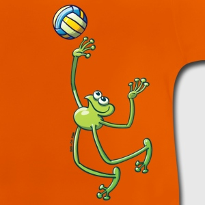 Olympic Volleyball Frog Kids' Shirts - Baby T-Shirt