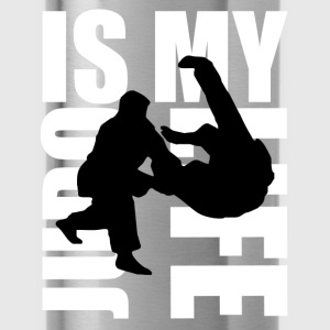 judo is my life Shirts - Water Bottle