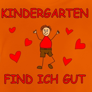 find_ich_gut_ro Kinder T-Shirts - Baby T-Shirt
