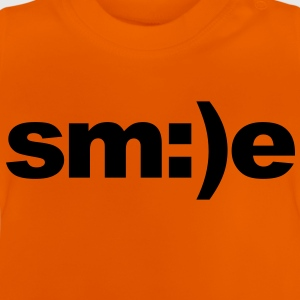 Smile Kinder shirts - Baby T-shirt