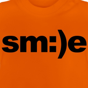 Smile Tee shirts Enfants - T-shirt Bébé