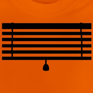 Jalousie - Blinds - Curtain Shirts - Baby T-Shirt