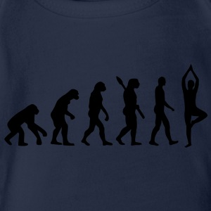 Evolution Yoga Kinder T-Shirts - Baby Kurzarm-Body