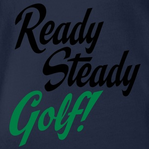 golf Kinder T-Shirts - Baby Bio-Kurzarm-Body